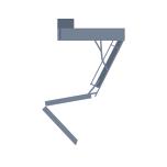 folding stairway