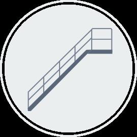 Industrial Stairways - icon